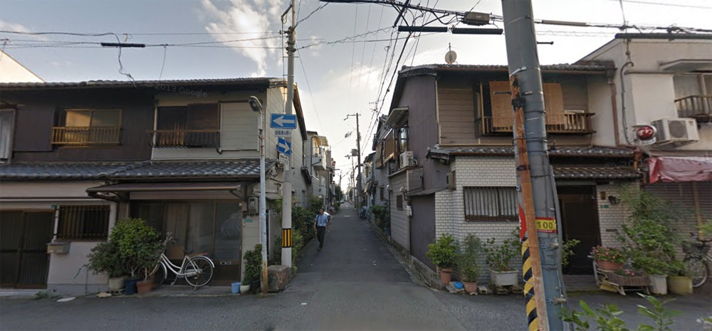 Renovated Traditional Japanese House For Sale in Osaka